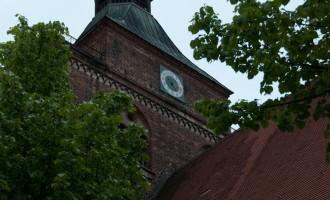auch Osterburg wartet mit einer prachtvollen Kirche auf