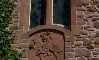 Schloss Altenhausen: Buntsandstein ist das Baumaterial der Region Börde