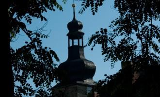 Kleinstadt Rossleben, früher gross im Kalibergbau