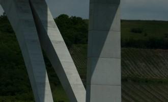 auch vor dem Weinbaugebiet macht die Moderne nicht halt