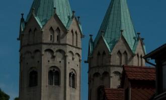 Freyburg, das Herz der Weinkellerei