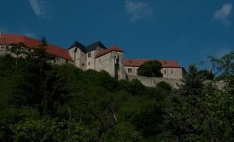 Neuenburg - grösser als die Wartburg, unlängst er wieder revitalisiert