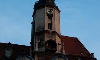 St. Wenzel mit der Orgel