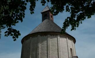 Romanische Rotunde Sv. Nikolai in Selo