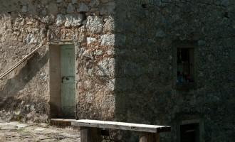 Pause im Trebisca, nur mehr am Wochenende bewohnt