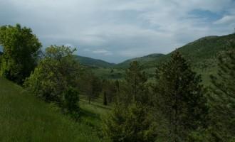 Karstlandschaft zwischen Vodice und Jelovice...