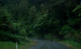 nach Tahora rattert man 15 km