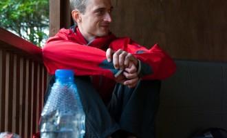Black Rock Shelter: ein langer erster Tag geht glücklich zu Ende