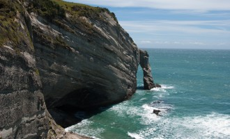 ein grandioser Anblick: Cape Farewell