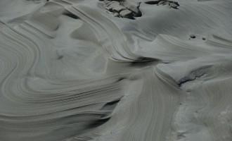 Ebbe und Flut formen die Dünen