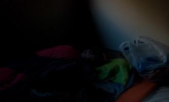 das Sclafmützchen um 7 Uhr morgens!