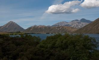 Lake Pearson - endlich Wasser in dieser Dürre...