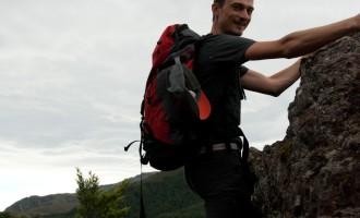 Mt. Somers: Kraxeln für die Aussicht am Duke Knob