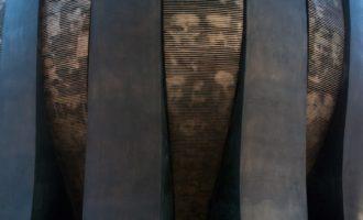 am hauptplatz von maribor: modern art inmitten des k+k-ambientes