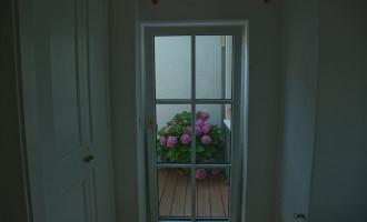 noch eine Terassentür, die es zu ersetzen gab