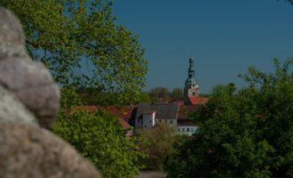 Kleinstadt Bad Belzig: mitten im Grünen