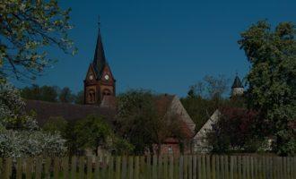 alter Stadtkern von Wiesenburg