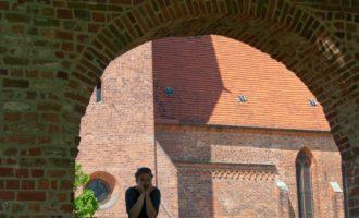 Katzenjammer bei der Klosterkirche St. Trinitatis...