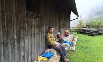 Rainers Blick: 7 Tage Regenwetter - dabei regnet es erst den ersten (und letzten!) Tag.