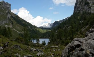 Der Vordere Lahngangsee