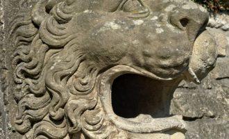 Löwen-Portal