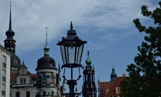 Altstadt-Ambiente rund um das Schloss