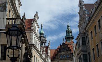 Rund um das Dresdner Schloss
