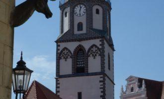 Das Rathaus Meissen