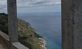 Aussicht von Arco de Calheta
