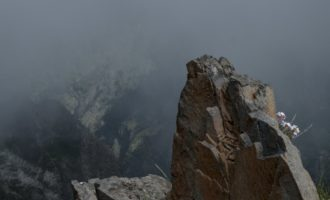 alpine Eindrücke am Wanderweg PR1