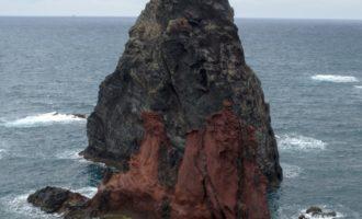 Felsen in der grossen Nordbucht