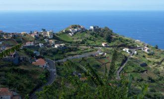 Quinta Grande mit vielen Terassen-Feldern
