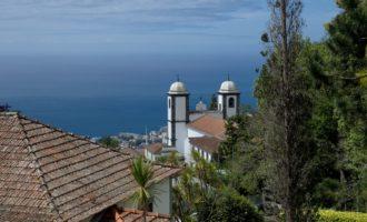 Nossa Senhora do Monte, Kaiser Karls letzte Ruhestätte mit einmaliger Aussicht auf die Stadt
