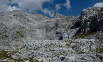der prominente Stenar-Gipfel, heute leider ausser Reichweite